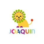 Joaquin Loves Lions