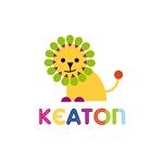 Keaton Loves Lions