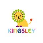 Kingsley Loves Lions