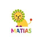 Matias Loves Lions