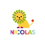 Nicolas Loves Lions