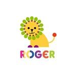Roger Loves Lions