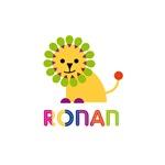 Ronan Loves Lions