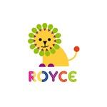 Royce Loves Lions