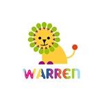 Warren Loves Lions