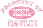 Property of Haylie