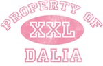 Property of Dalia
