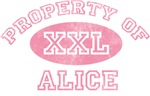 Property of Alice