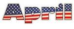 American April