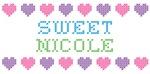 Sweet NICOLE