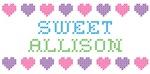 Sweet ALLISON