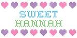 Sweet HANNAH