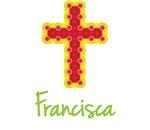 Francisca Bubble Cross