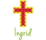 Ingrid Bubble Cross