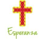 Esperanza Bubble Cross