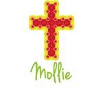 Mollie Bubble Cross