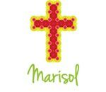 Marisol Bubble Cross