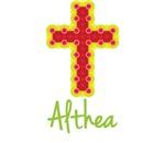 Althea Bubble Cross