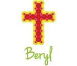 Beryl Bubble Cross
