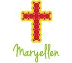 Maryellen Bubble Cross