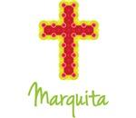 Marquita Bubble Cross