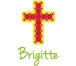 Brigitte Bubble Cross