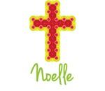 Noelle Bubble Cross