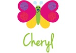 Cheryl The Butterfly