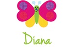 Diana The Butterfly