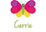 Carrie The Butterfly
