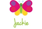 Jackie The Butterfly