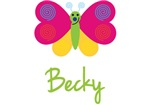 Becky The Butterfly