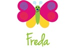 Freda The Butterfly