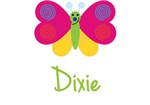 Dixie The Butterfly