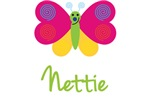 Nettie The Butterfly