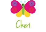 Cheri The Butterfly