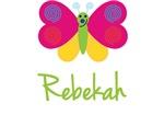 Rebekah The Butterfly