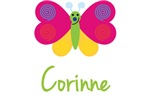 Corinne The Butterfly
