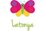 Latonya The Butterfly