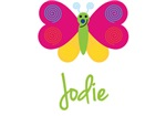 Jodie The Butterfly