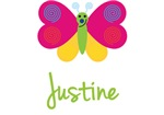 Justine The Butterfly