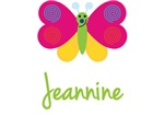 Jeannine The Butterfly
