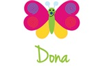 Dona The Butterfly