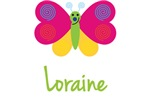 Loraine The Butterfly