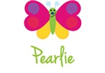Pearlie The Butterfly