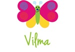 Vilma The Butterfly