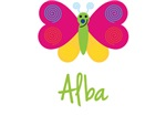 Alba The Butterfly