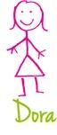 Dora The Stick Girl