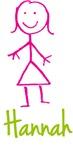 Hannah The Stick Girl