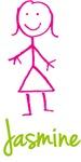 Jasmine The Stick Girl